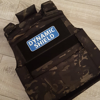 ALL NEW XL Dynamic Shield Patch