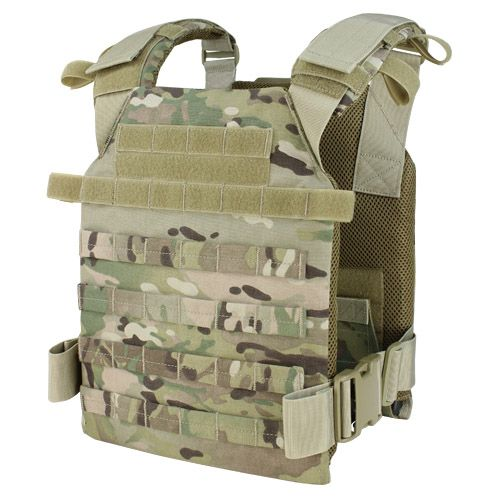 Condor Sentry Plate Carrier Camo