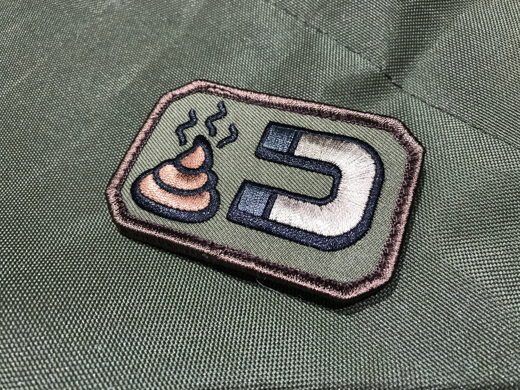 'Shit Magnet ' Morale Patch