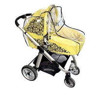 Load image into Gallery viewer, UNIVERSAL BABY STROLLER RAIN COVER / MOSQUITO NET FITS PRAM CAR SEAT CARRYCOT - babycomfort.co.uk