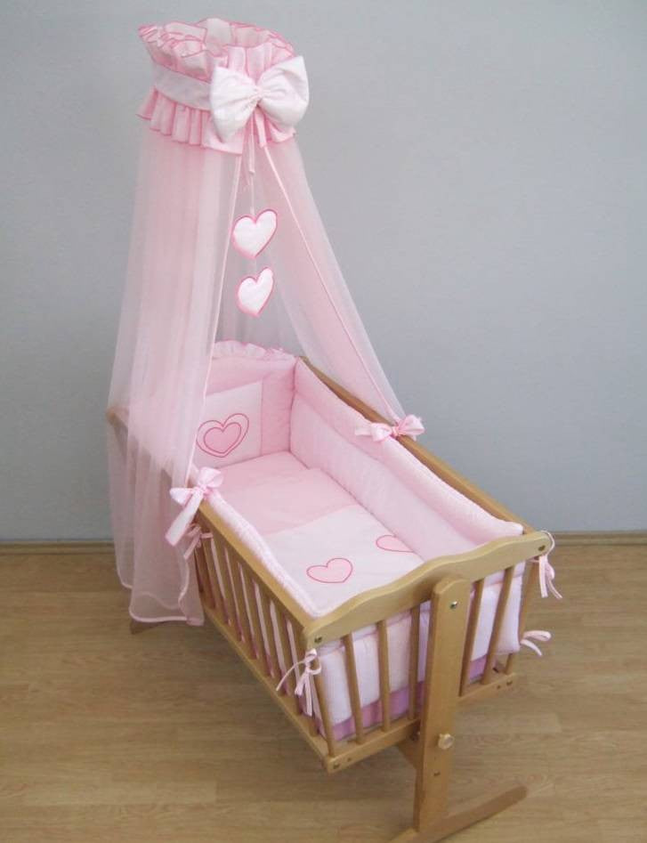 CROWN DRAPE / CANOPY NETTING FITS CRIB / CRADLE / MOSES BASKET CHECK PATTERN - babycomfort & CROWN DRAPE / CANOPY NETTING FITS CRIB / CRADLE / MOSES BASKET ...