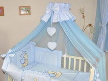 Load image into Gallery viewer, BIG CANOPY, MOSQUITO NET 480CM WIDE / NO OR WITH HOLDER, ROD TYPE TO CHOOSE - babycomfort.co.uk