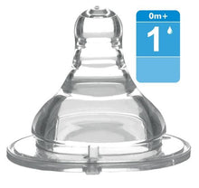 Load image into Gallery viewer, Baby Ono Flow Bottle Teat Dummy Nipple for Wide Neck Bottle - Various Flow Rates - babycomfort.co.uk