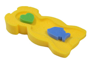 Bathtube Safety Sponge Mat Bath Support For Infant & Baby Up To 6kg & 60cm Tall - babycomfort.co.uk