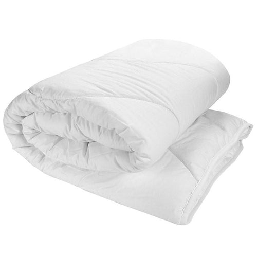 Anti-Allergy Cot Duvet Filling Quilt 150 / 120 cm for Nursery Baby Junior Toddler - babycomfort.co.uk