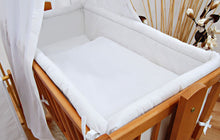 Load image into Gallery viewer, 6 Pcs Crib Bedding Set with Terry sheet + All-round Bumper 90x40 cm - babycomfort.co.uk