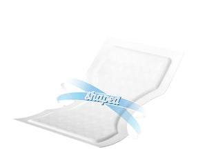 Super Absorbent Hygiene Maternity Pads 35x19 cm - Pack of 10