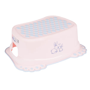 Non-Slip Baby Toddler Stool Safe Children Toilet Step with Safety Grip Feet - babycomfort.co.uk