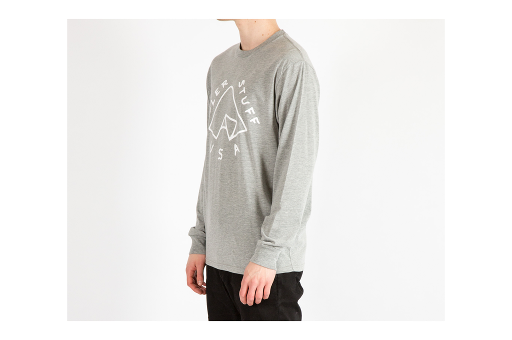 TENT L/S TEE