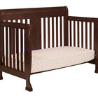 DA VINCI BABY Porter 4-in-1 Convertible Crib (with Toddler Bed Conversion Kit)