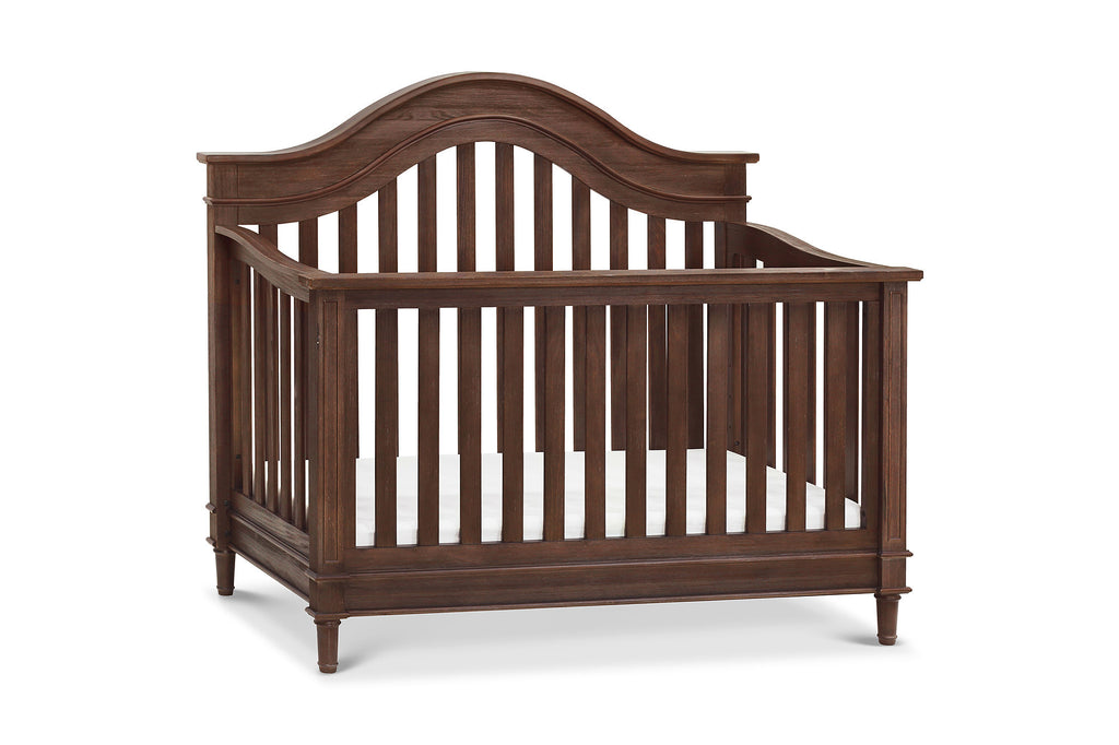FRANKLIN & BEN Amelia 4-in-1 Convertible Crib (with Toddler Bed Conversion Kit)