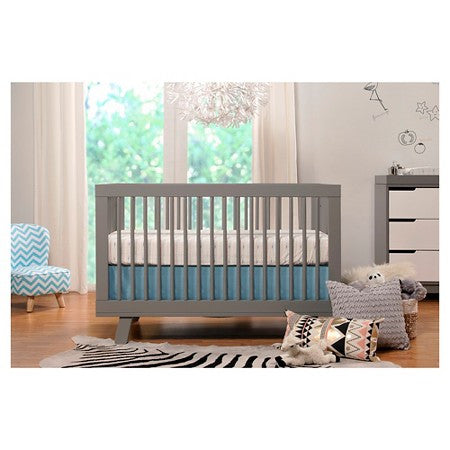 Babyletto Hudson Crib Grey