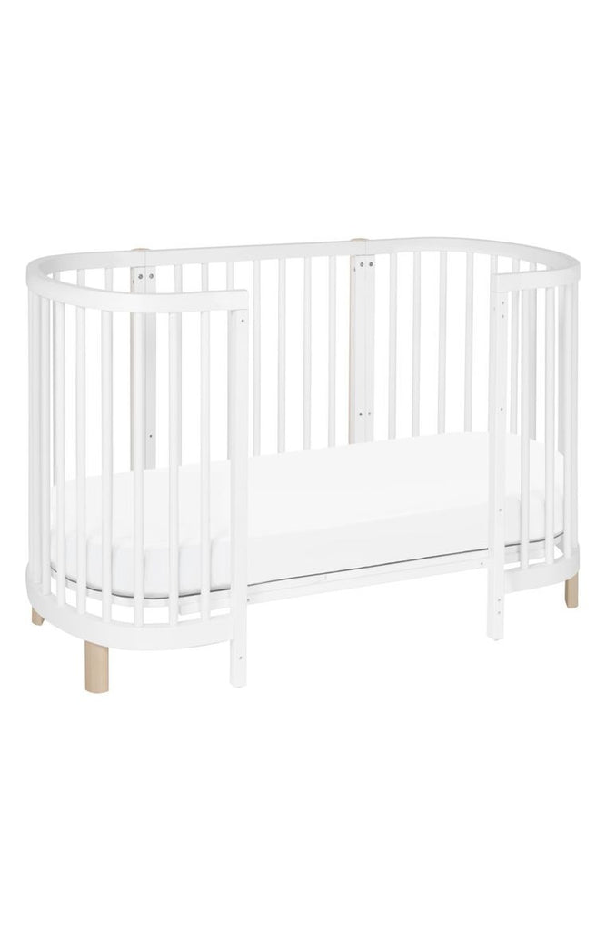 Babyletto Hula Convertible Crib Toddler Bed White