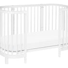 Babyletto Hula Convertible Crib and Bassinet White