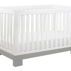BABYLETTO Modo 3-in-1 Convertible Crib (with Toddler Bed Conversion Kit)