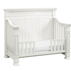 MILLION DOLLAR BABY Tillen 4-in-1 Convertible Crib (with Toddler Bed Conversion Kit)