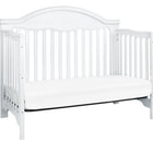 MILLION DOLLAR BABY Etienne 4-in-1 Convertible Crib (with Toddler Bed Conversion Kit)