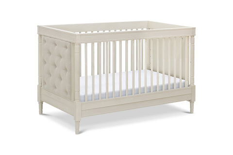 FRANKLIN & BEN Everly 4-in-1 Convertible Crib (with Toddler Bed Conversion Kit)