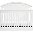 MILLION DOLLAR BABY Wembley 4-in-1 Crib Crib Convertible Crib (with Toddler Bed Conversion Kit)