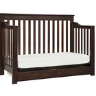 DA VINCI BABY Piedmont 4-in-1 Convertible Crib (with Toddler Bed Conversion Kit)