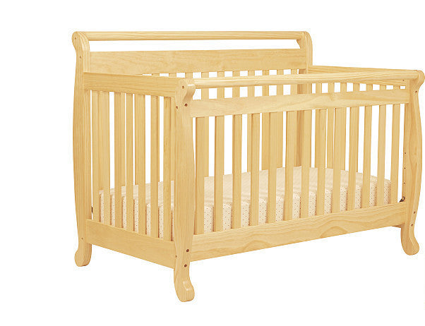 DA VINCI BABY Emily 4-in-1 Convertible Crib (with Toddler Bed Conversion Kit)