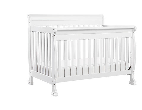 DA VINCI BABY Kalani 4-in-1 Convertible Crib (with Toddler Bed Conversion Kit)