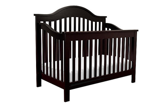 DA VINCI BABY Jayden 4-in-1 Convertible Crib (with Toddler Bed Conversion Kit)