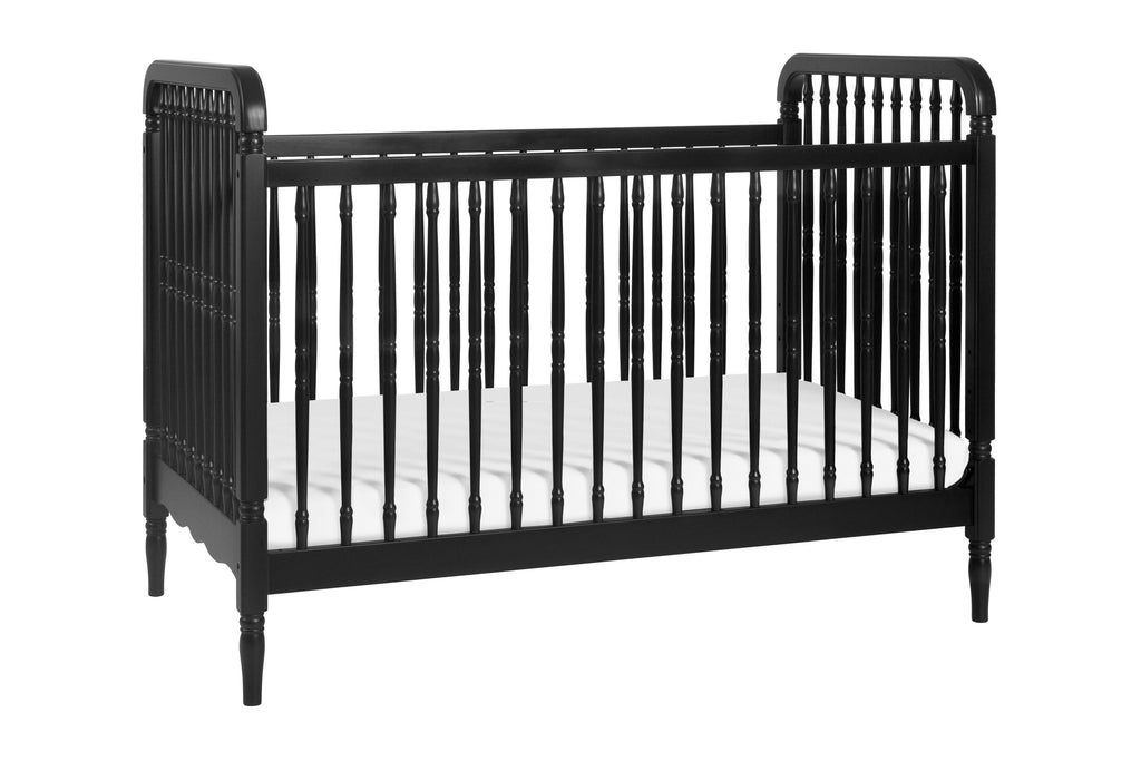 MILLION DOLLAR BABY Liberty 3-in-1 Convertible Crib (with Toddler Bed Conversion Kit)