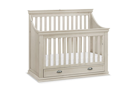 FRANKLIN & BEN Mason 4-in-1 Convertible Crib (with Toddler Bed Conversion Kit)