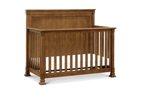 FRANKLIN & BEN Nelson 4-in-1 Convertible Crib (with Toddler Bed Conversion Kit)