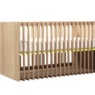 NURSERY WORKS Highlight Crib and Desk