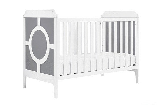 DA VINCI BABY Poppy Regency 3-in-1 Convertible Crib