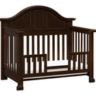 MILLION DOLLAR BABY Tilsdale 4-in-1 Convertible Crib (with Toddler Bed Conversion Kit)