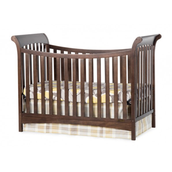Child Craft Ashton 3-in-1 Traditional Crib in Slate