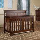 Child Craft Bradford 4-in-1 Convertible Crib in Select Cherry