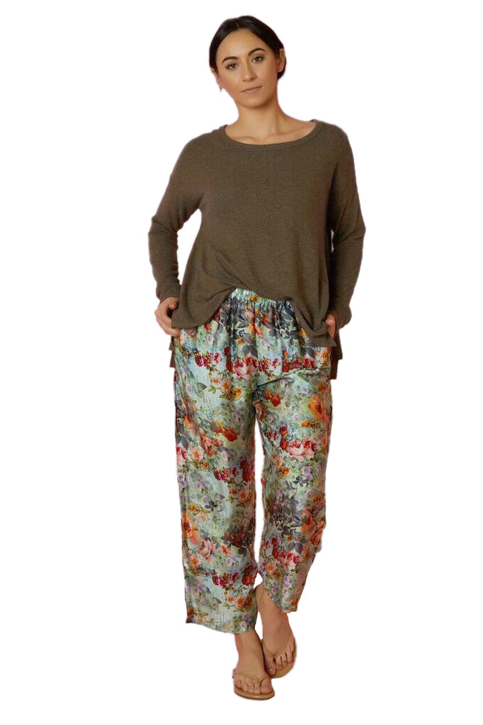 APNY Silk Pants - Love Leeann