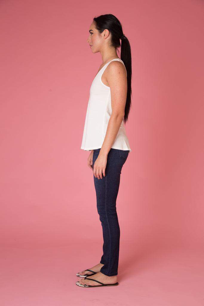 Effortless Drape Tank - Love Leeann