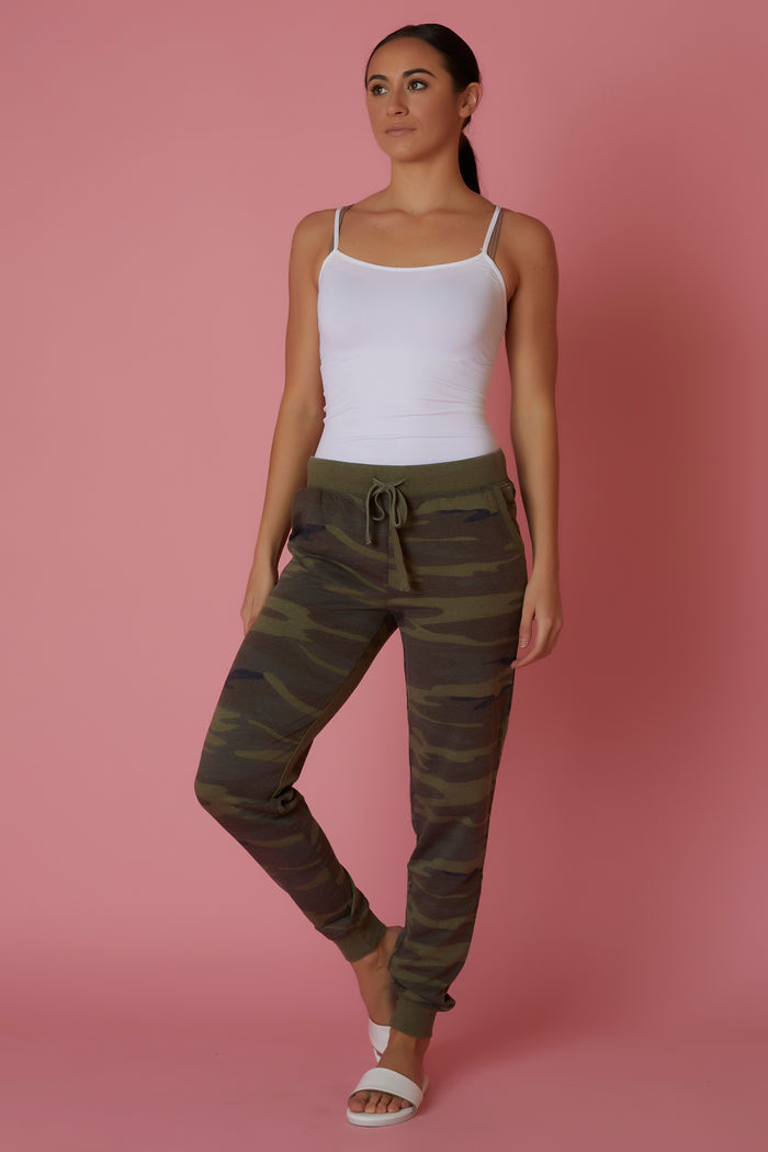 Z Supply Camo Weekender Sweats