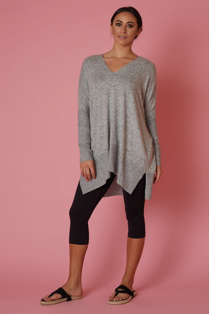 Recover Cozy V-Neck Sweater