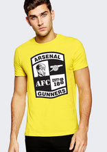 Arsenal Gunners T-shirt Front