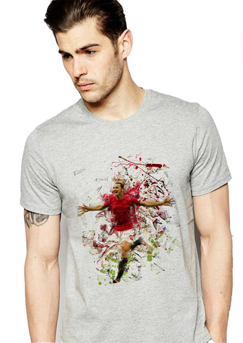 zlatan bicycle kick t-shirt