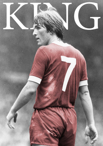 Kenny Dalglish Poster