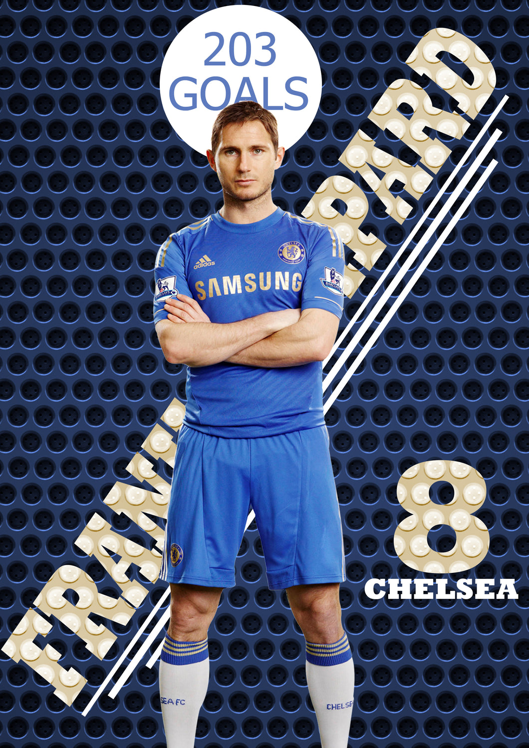 Frank Lampard Poster
