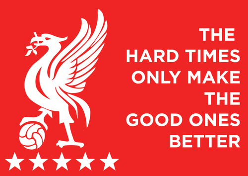Liverpool Hard Times Posters