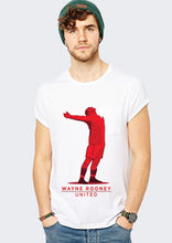 rooney celebration t-shirt