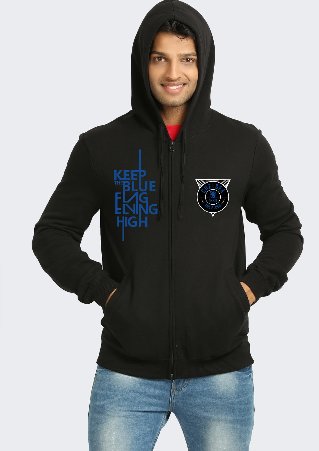 Chelsea Keep The Blue Flag Hoodie