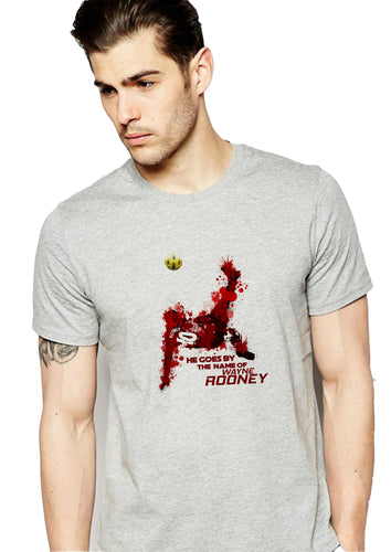 Rooney bicycle kick t-shirt