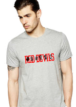 Red Devils typo T-shirt