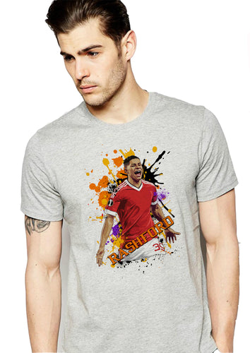 Rashford United T-shirts