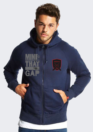 Arsenal Mind The Gap Hoodie